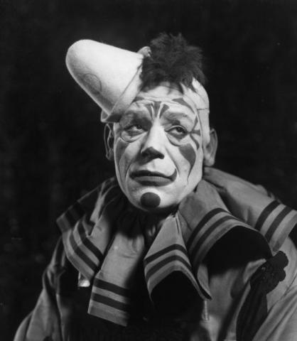 Lon Chaney in Laugh, Clown, Laugh